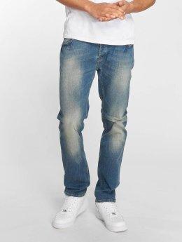 Pelle Pelle Jean coupe droite F.U. Floyd bleu