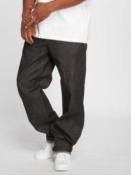 Pelle Pelle Jeans baggy Baxter nero
