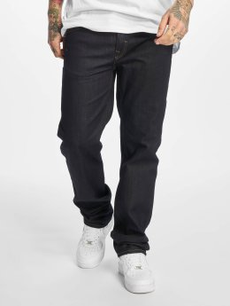 Pelle Pelle Jeans larghi Baxter Denim indaco