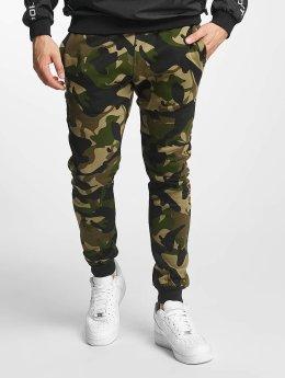 Pelle Pelle Joggingbukser Guerilla camouflage