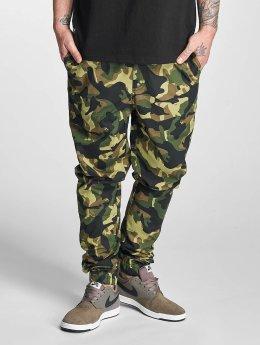 Pelle Pelle Jogginghose Ribstop camouflage