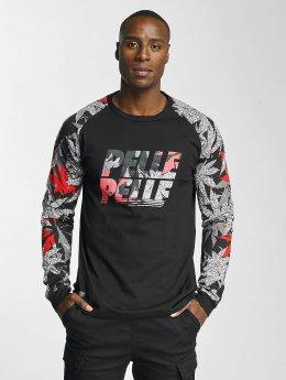 Pelle Pelle Longsleeve Highliner zwart