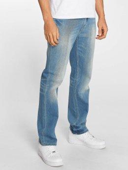 Pelle Pelle Männer Loose Fit Jeans Baxter in blau