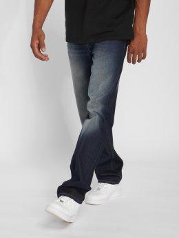 Pelle Pelle Loose fit jeans Baxter bont