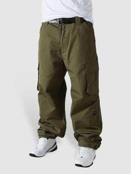 Pelle Pelle Pantalon cargo Basic Theme olive