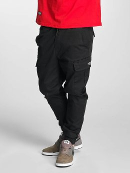 Pelle Pelle Pantalone Cargo Core Jogger nero