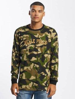 Pelle Pelle Pitkähihaiset paidat Full Camo camouflage