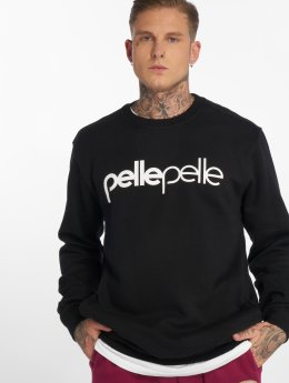 Pelle Pelle Pullover Back 2 The Basics schwarz
