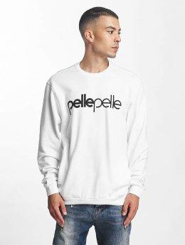 Pelle Pelle Pullover Back 2 Basics weiß