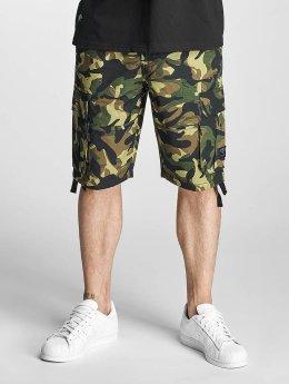 Pelle Pelle Short Basic Cargo camouflage