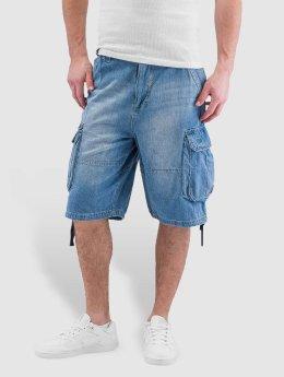 Pelle Pelle Shorts Denim  blå