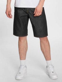 Pelle Pelle Shorts Scotty Denim svart