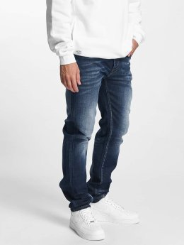 Pelle Pelle Slim Fit Jeans Floyd Denim blau