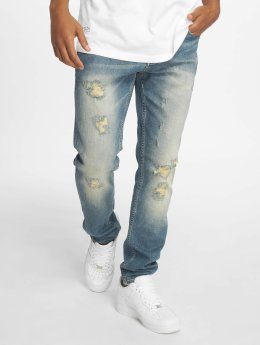 Pelle Pelle Slim Fit Jeans Scotty Slim Fit blauw