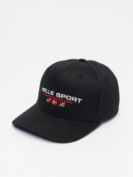 Pelle Pelle snapback cap Vintage Series Dad zwart