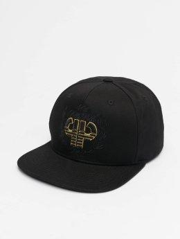 Pelle Pelle Snapback Caps Anniversary čern