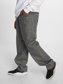 Pelle Pelle Spodnie Baggy Baxter szary
