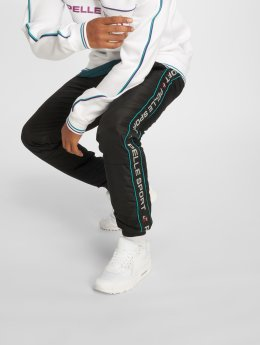 Pelle Pelle Spodnie do joggingu Vintage Sports czarny