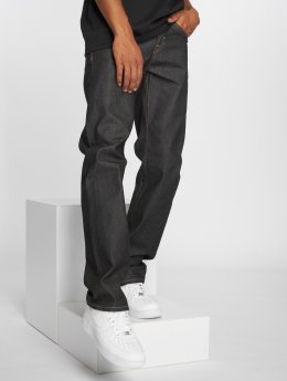 Pelle Pelle Straight Fit Jeans Baxter black