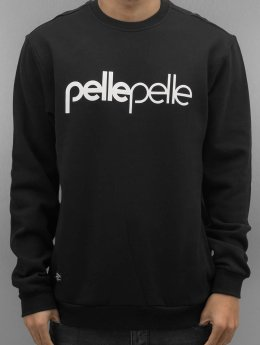 Pelle Pelle Sweat & Pull Back 2 Basics noir