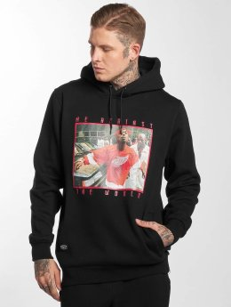 Pelle Pelle Sweat capuche Rebel noir