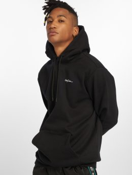 Pelle Pelle Sweat capuche Mini Signature noir