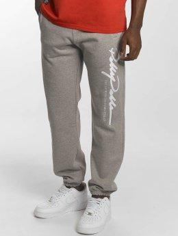 Pelle Pelle Sweat Pant Signature gray