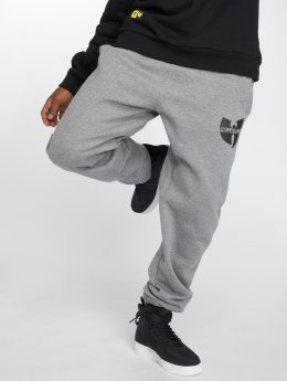 Pelle Pelle Sweat Pant x Wu-Tang Batlogo Mix gray