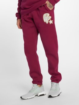 Pelle Pelle Sweat Pant Soda Club red