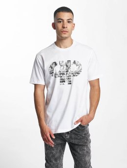 Pelle Pelle T-Shirt G.B.N.F. Icon blanc