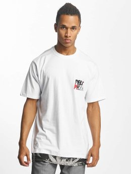 Pelle Pelle T-Shirt Weed For Speed blanc