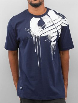 Pelle Pelle T-Shirt Demolition blau