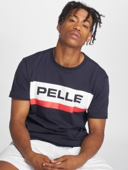 Pelle Pelle T-Shirt All The Way Up blau