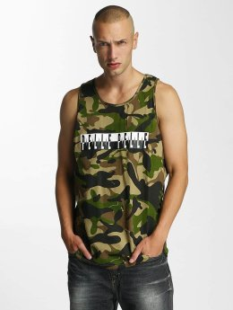 Pelle Pelle T-Shirt O'Shea Jackson camouflage