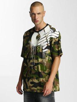 Pelle Pelle T-Shirt Demolition camouflage