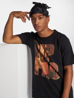 Pelle Pelle T-Shirt Rip Pac noir