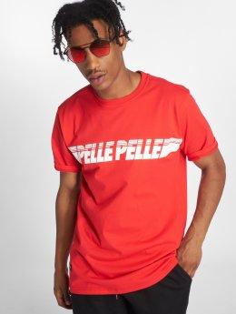 Pelle Pelle t-shirt Sayagata Fast rood