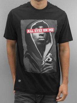 Pelle Pelle T-Shirt All Eyez On Me schwarz