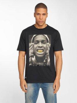 Pelle Pelle Männer T-Shirt F**kin Problem in schwarz