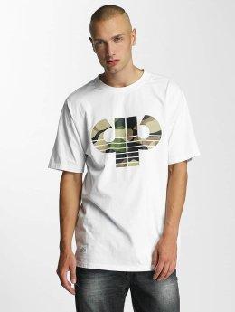 Pelle Pelle T-Shirt Combat Icon weiß