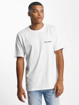 Pelle Pelle T-Shirt Flags weiß