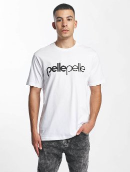 Pelle Pelle T-Shirt Back 2 The Basics weiß