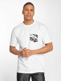 Pelle Pelle T-Shirt Jungle Pocket weiß