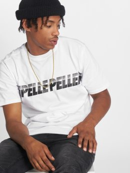 Pelle Pelle T-Shirt Sayagata weiß