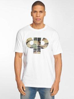 Pelle Pelle t-shirt Camo Icon wit