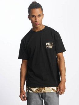 Pelle Pelle t-shirt Weed For Speed zwart