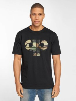 Pelle Pelle t-shirt Camo Icon zwart