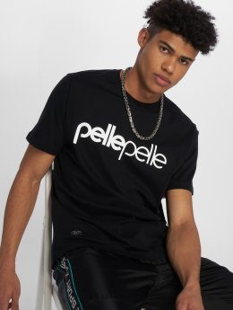 Pelle Pelle t-shirt Back 2 The Basics zwart
