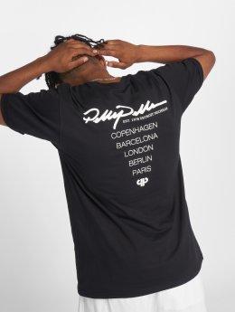Pelle Pelle t-shirt Signature zwart