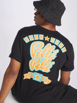Pelle Pelle t-shirt Soda Club zwart